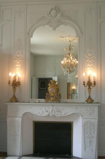 Grand Salon - Boiseries Classées